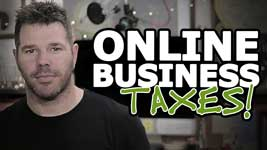 Online Business Taxes – A Common (And Fatal!) Mistake!