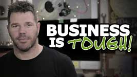 Hardest Thing About Being An Entrepreneur (Let's Fix It!