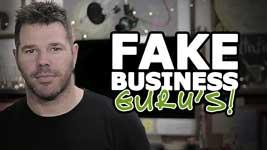 "Fake Business Gurus – Beware Internet ""Experts"""