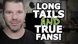 Average Number Of Customers – Long Tails And True Fans!