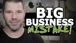 Relying On One Customer Or Business – BIG Newbie Mistake!