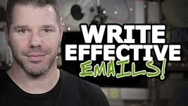 How To Write Effective Emails For Business (Basics Explained!)