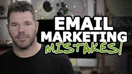 Big Email Marketing Mistakes (Easy To AVOID!)