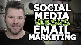 Social Media Marketing vs Email Marketing – Which is BEST For Your Business?
