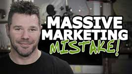 Most Common Marketing Mistake (Nearly ALL Businesses Do THIS)