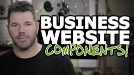 Components Of A Business Website (Critical Parts!)