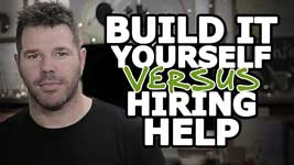 Build Website Yourself Or Hire Someone? Pros vs Cons DETAILED!