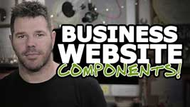 Important Parts Of A Business Website (SIMPLIFIED!)