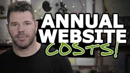 How Much Does It Cost To Run A Website Per Year (Detailed Cost Breakdown)