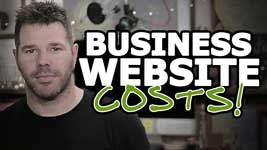 How Much Does It Cost To Build A Website For A Small Business – Keep Costs LOW!