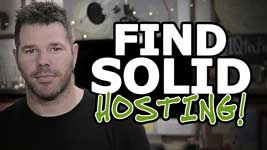 How To Find A Good Web Hosting Company – BEST Recommendations!
