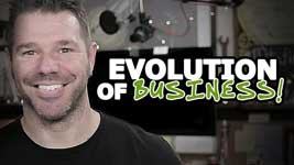 Business Is Evolutionary (Growth And Change)