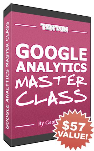Google Analytics Master Class