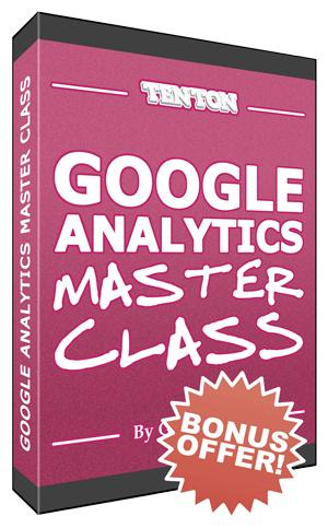 Google Analytics Master Class!