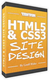 HTML5 & CSS3 Site Design