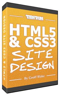 HTML 5 & CSS3 Site Design