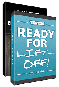 Ready For Lift-Off + Online Business Building Blocks