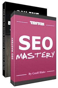 SEO Mastery + Online Business Building Blocks ebook