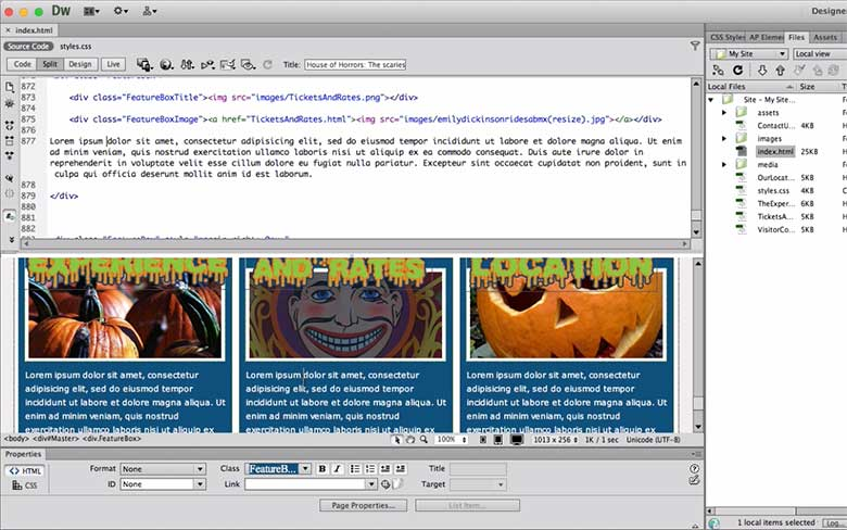 Dreamweaver and other WYSIWYG editors revolutionized how websites were built