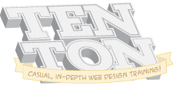 Geoff Blake's Ten Ton Online: Casual, in-depth web tutorial and graphics videos!