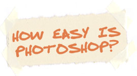 Is Photoshop hard to use?