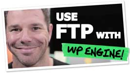 Use FTP To Connect To Your WP Engine Website