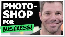 Photoshop For Small Business: How To Get More Oomph Outta Your Graphics!
