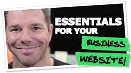 3 Key Essentials For Your Small Business Website