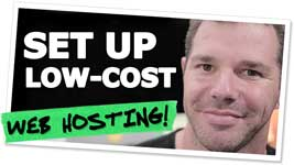 How To Set Up Simple, Easy, Low-Cost Web Hosting With Web Hosting Hub