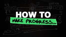 How To Keep Organized And Make Progress