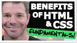 HTML & CSS: 3 Big Payoffs To Grabbing The Basics