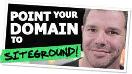 Easy Steps To Point Your Domain To Your SiteGround Hosting