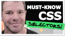 Cozy Up To CSS With These 5 Simple Selector Types – EASY!