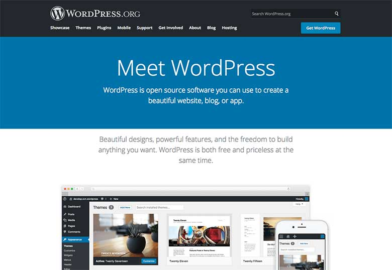 WordPress and other Content Management Systems make publishing content online easy