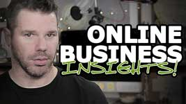 3 Big Questions: Online Business Insights!